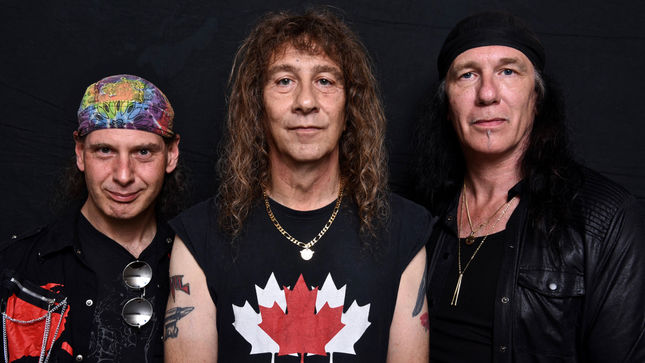 ANVIL Reveal Pounding The Pavement Album Details; 2018 European Tour Confirmed