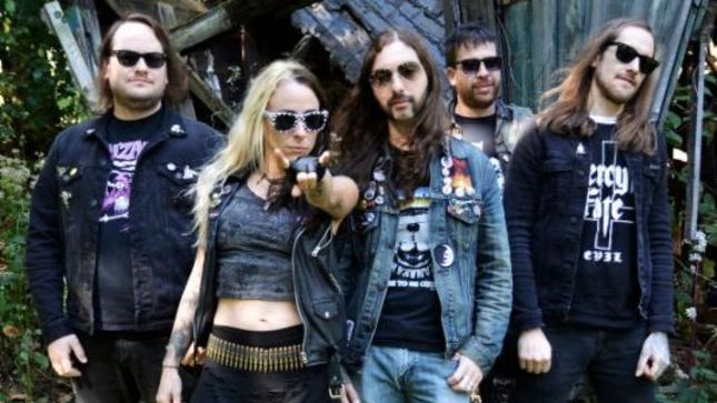 "LADY BEAST To Release Vicious Breed In November; ""Every Giant Shall Fall"" Lyric Video Streaming"