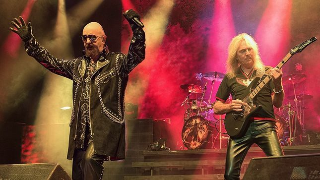 JUDAS PRIEST Launch Campaign For Rock & Roll Hall Of Fame Induction; Video