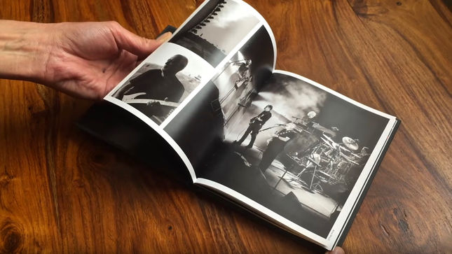 DAVID GILMOUR - Unboxing The Deluxe Edition Of Live At Pompeii; Video