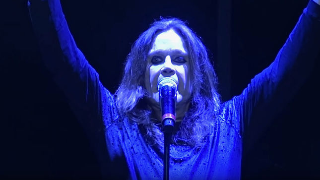 OZZY OSBOURNE – Final World Tour Dates Announced