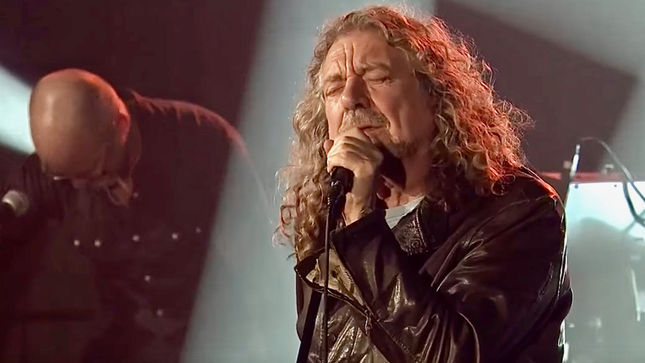 ROBERT PLANT Interviewed By HOWARD STERN For The First Time (Audio)