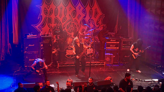 "MORBID ANGEL Streaming New Track ""For No Master"""