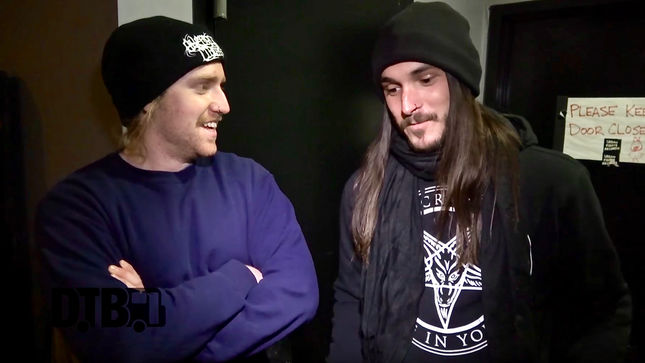 RINGS OF SATURN Featured In New Dream Tour Episode; Video