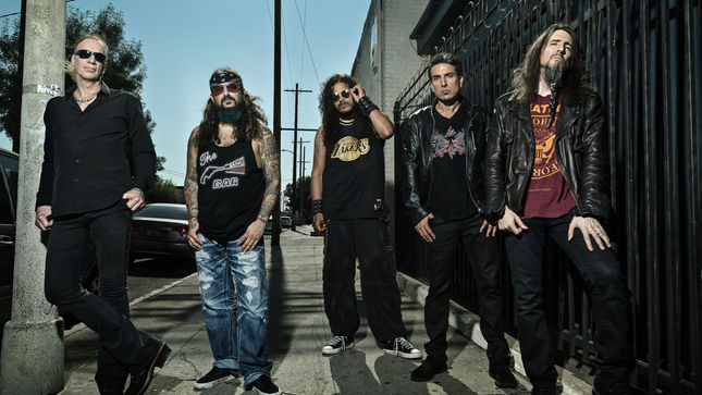"SONS OF APOLLO Discuss New Track ""Figaro's Whore"" - ""This Is Like DEREK SHERINIAN's 'Eruption',"" Says MIKE PORTNOY; Commentary Video"
