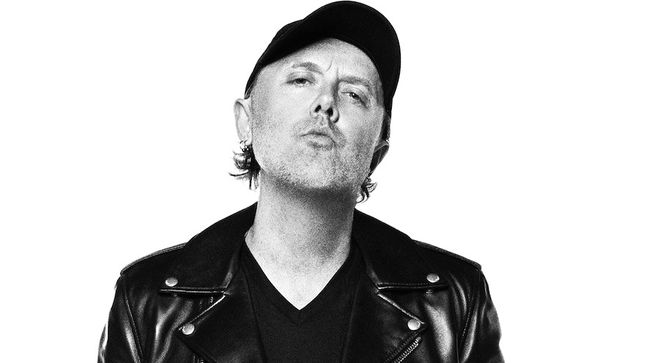 "LARS ULRICH On METALLICA's Commercial Success – ""It Was Because We Had A Different Sound Than Most Of What Was Going On In California"""