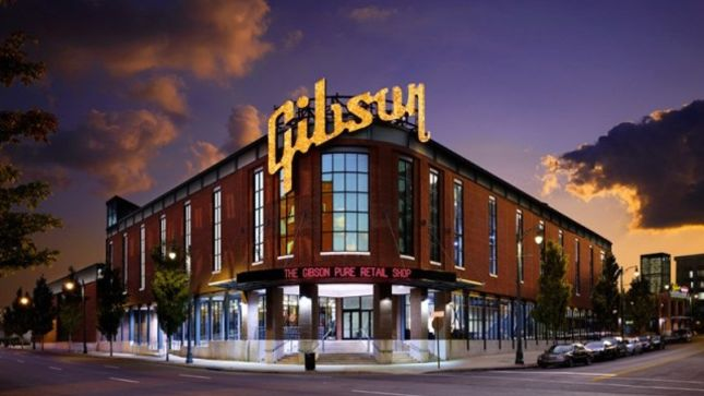 Gibson To Sell Memphis Guitar Factory