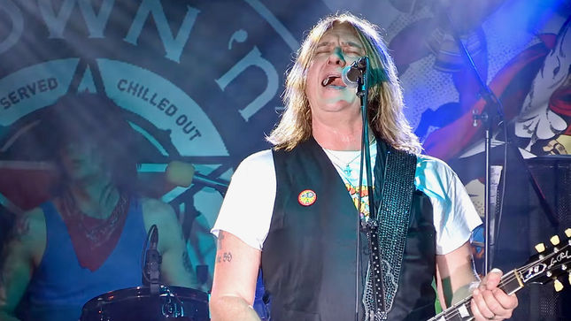 DOWN 'N' OUTZ Featuring DEF LEPPARD Singer JOE ELLIOTT To Release This Is How We Roll Album In October; Title Track Streaming