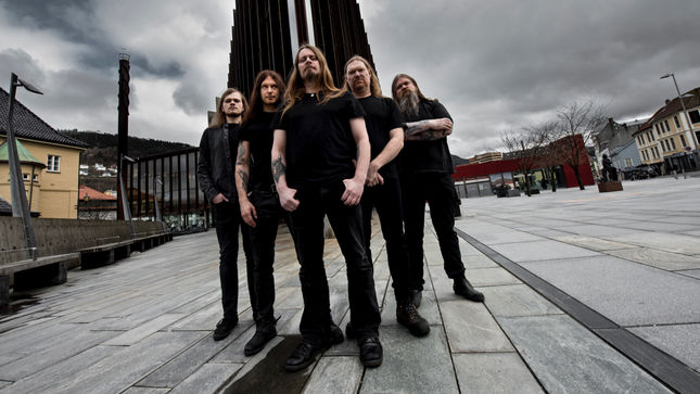 ENSLAVED Announce North American Tour With WOLVES IN THE THRONE ROOM ...