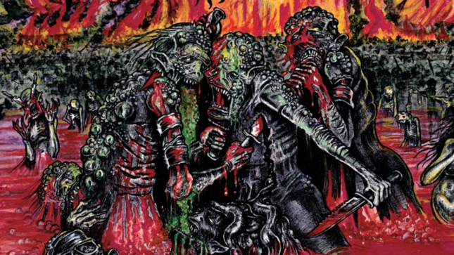 AUTOPSY To Release Puncturing The Grotesque Mini-Album; Title Track Streaming