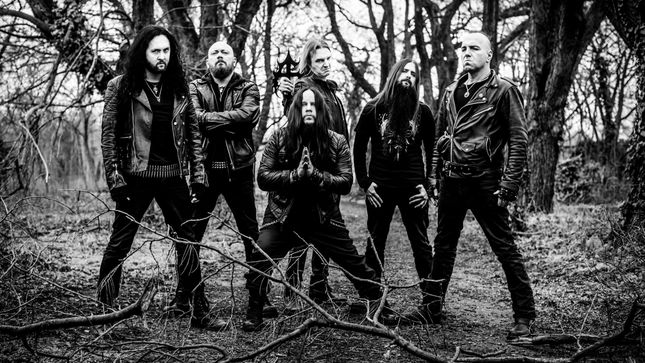 "SINSAENUM Premier Lyric Video For ""Dead Souls"" (Frederic Duquesne Remix)"