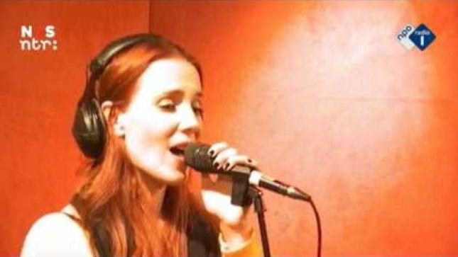 EPICA Perform Live Acoustic Set On Holland's NPO Radio 1 (Video)