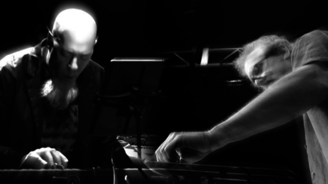 JORDAN RUDESS & STEVE HORELICK - New Album InterSonic Due In November