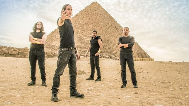 Egypt's CRESCENT Sign With Listenable Records; Announce New Album Details