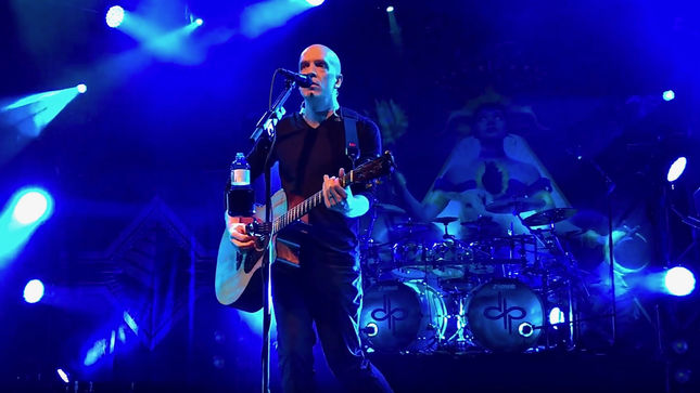 "DEVIN TOWNSEND Gearing Up For Work On Four New Albums - ""Empath, The Moth, A Complicated One, A Beautiful One..."""