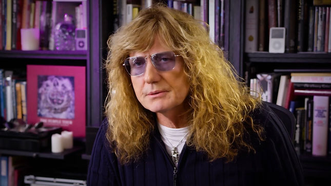 "WHITESNAKE Singer DAVID COVERDALE Discusses ""Bad Boys"" Track - ""It Was Really Exciting For Me To Write This Very Fast, Hard Rock, Balls To The Wall Rock Song""; Video"