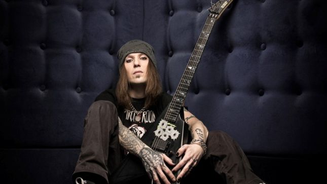 CHILDREN OF BODOM - Video Interview And Performance Footage From ALEXI LAIHO's ESP Guitars Promo Tour In France Available