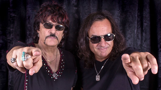CARMINE & VINNY APPICE To Perform At 2018 Hall Of Heavy Metal History Celebrity Induction Ceremony