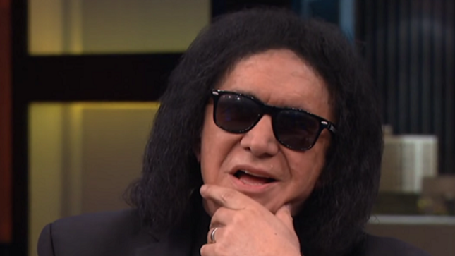 GENE SIMMONS Plays Steve Harvey's Uncensored Rapid Fire Questions; Video Available