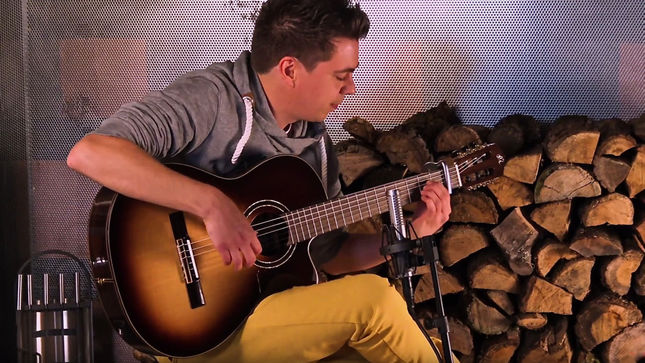 "THOMAS ZWIJSEN Covers KISS Classic ""Shout It Out Loud""; Acoustic / Classical Fingerstyle Video Streaming"