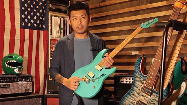 "Guitarist JASON KUI Featured In New Gear Gods ""Rigged"" Video"