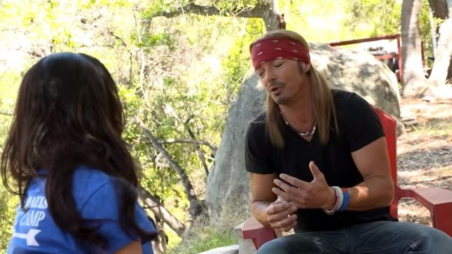 BRET MICHAELS Teases New Television Show Love Camp