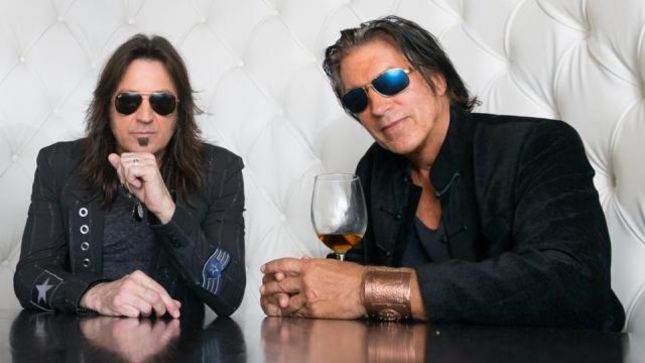 "GEORGE LYNCH Talks New SWEET & LYNCH Track ""Unified"" - ""Almost In The TOM PETTY Vein"""