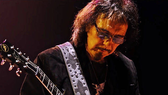 "TONY IOMMI On BLACK SABBATH's Final Show - ""We Could Only Do Songs That OZZY Could Still Sing, No Disrespect To Him"""