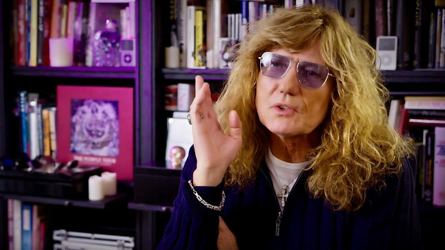 "WHITESNAKE Release ""Straight For The Heart"" Track-By-Track Video; ""JOHN SYKES' Playing On The 1987 Album Is Truly Landmark Stuff,"" Says DAVID COVERDALE"