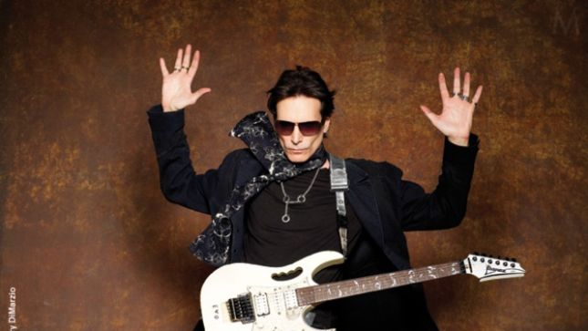 STEVE VAI Issues Vai Academy 2018 Update; No Music Theory Required