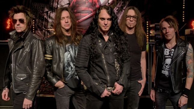 SKID ROW Announce Tour Dates For Germany; DOUBLE CRUSH SYNDROME Confirmed As Support