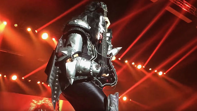 KISS Kruise VIII To Set Sail On Halloween 2018