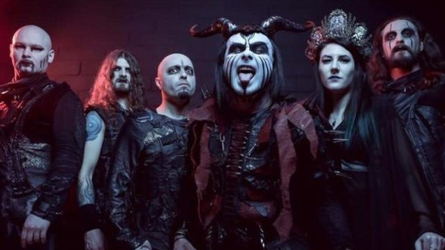 "CRADLE OF FILTH Keyboardist / Backing Vocalist LINDSAY SCHOOLCRAFT - ""As A Line-Up We Have Grown And Found Our Way To Continue To Contribute To Cradle Of Filth's Legacy"""