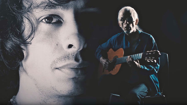 "VIRGIL & STEVE HOWE - Official Music Video For ""Leaving Aurora"" Streaming"
