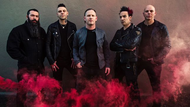 STONE SOUR Announce New North American Tour Dates; Shows Confirmed With HALESTORM, RED SUN RISING, THE DEAD DEADS
