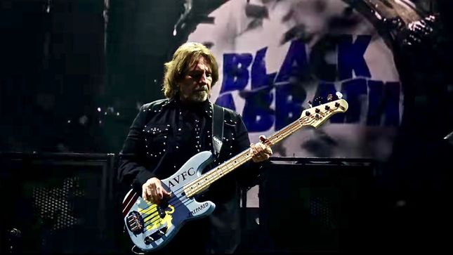 "BLACK SABBATH Bassist GEEZER BUTLER - ""Next Year I'll See If I Can Get Back Into Music"""