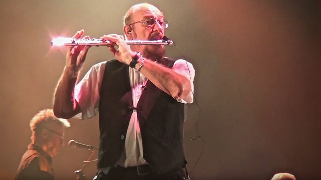 IAN ANDERSON Presents: JETHRO TULL - 50th Anniversary Tour; North American Dates Confirmed