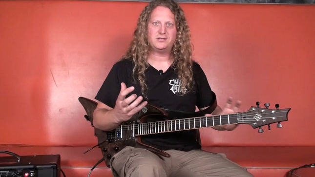 "VOIVOD – ""Psychic Vacuum"" (Solo) Guitar Lesson Video Available"