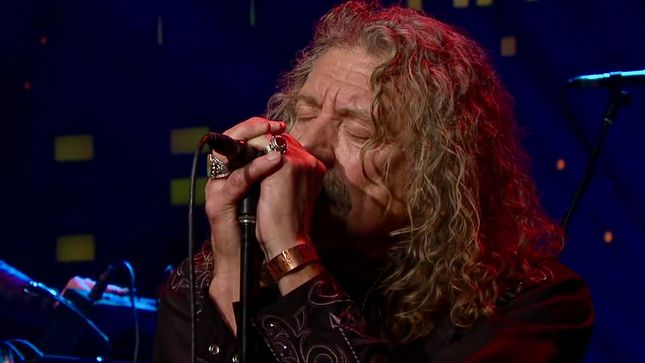 ROBERT PLANT - Hot And Bothered Fans Collapse At Sold Out Wolverhampton Concert