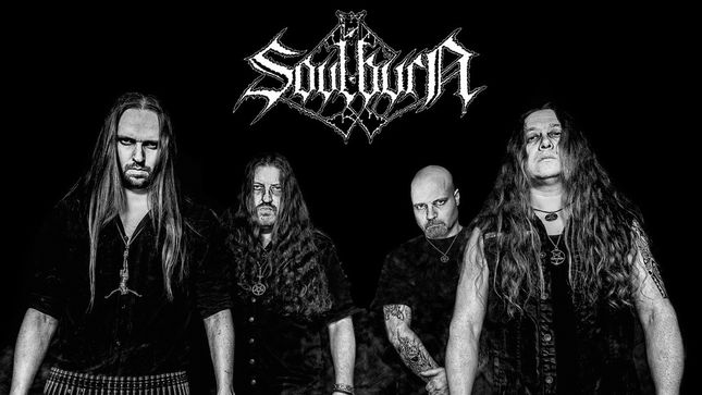 "SOULBURN Featuring Original ASPHYX Members Release ""Spirited Asunder"" Lyric Video; New Live Shows Announced"