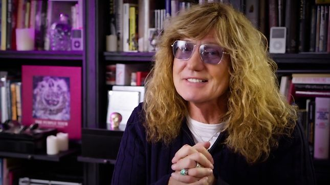 "WHITESNAKE Singer DAVID COVERDALE On 1987 Album - ""Maybe We Will Do This Tour Featuring The Whole Album""; Video"