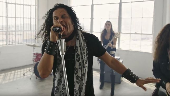 "JEFF SCOTT SOTO Debuts ""Retribution"" Music Video"