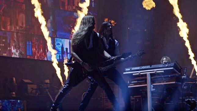 TRANS-SIBERIAN ORCHESTRA Release 2017 Winter Tour Sneak Peak Video