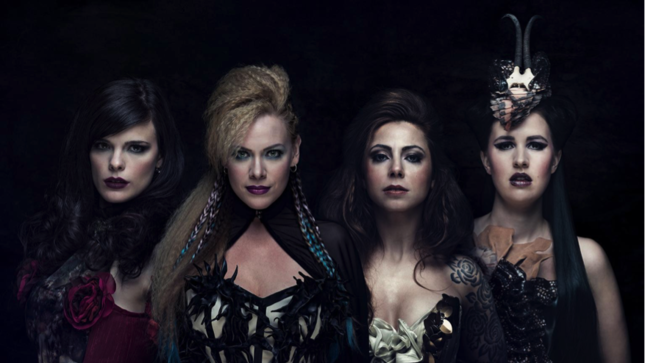 "EXIT EDEN Featuring AVANTASIA, VISIONS OF ATLANTIS, SERENITY Members Release ""Impossible"" Live Video"
