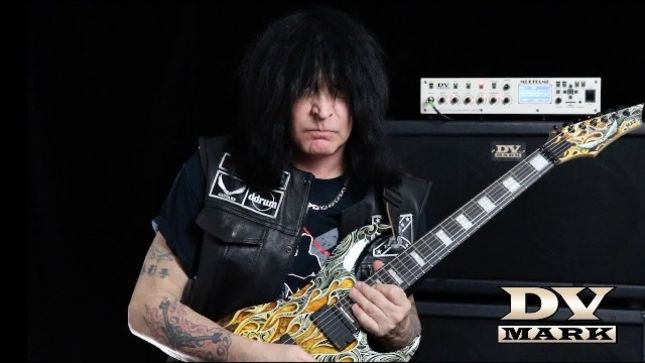 NITRO Guitarist MICHAEL ANGELO BATIO Pays Tribute To METALLICA (Video)