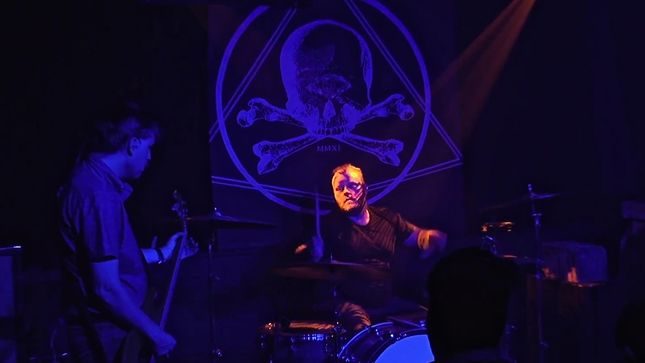 "CLOAKROOM Perform ""The Passenger"" At Brooklyn's Saint Vitus Bar; Quality Video Posted"