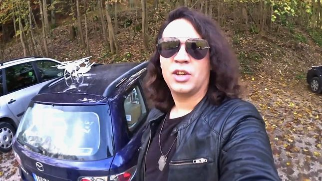 MAJESTY Singer's Austrian Road Trip; Video Streaming