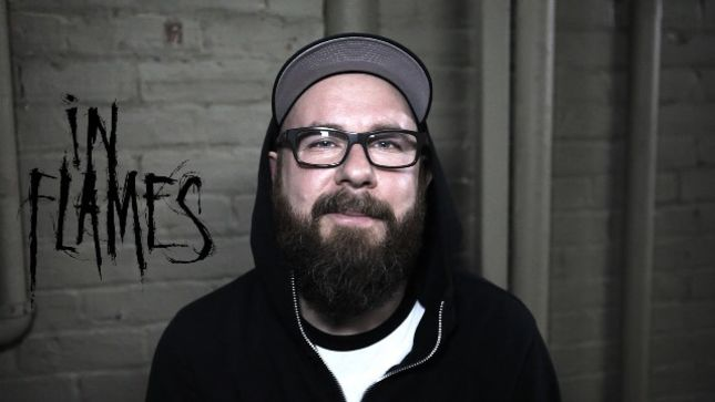 "IN FLAMES Vocalist ANDERS FRIDEN On Critics - ""The Longer I Do This, The Less I Read What People Say"" (Video)"