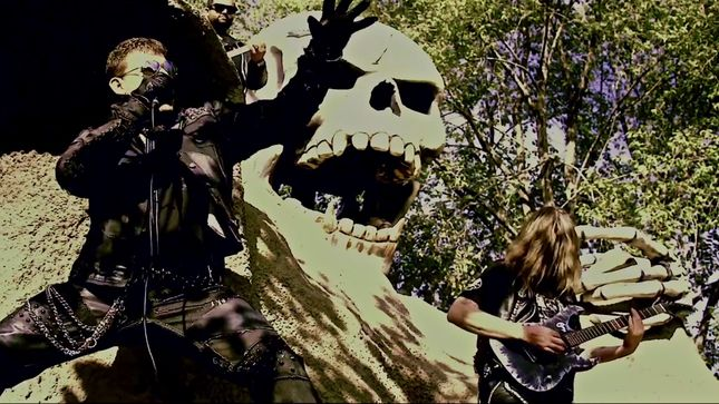 "SONIC PROPHECY Release ""Night Terror"" Music Video; Savage Gods Album Due In January"