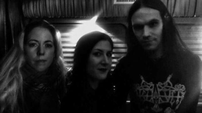ANTIQVA Featuring Members Of CRADLE OF FILTH And NE OBLIVISCARIS Check In From Montreal